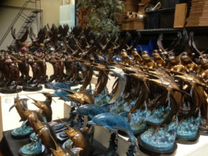 agreement to purchase sculpture foundry in Sandy, OR
